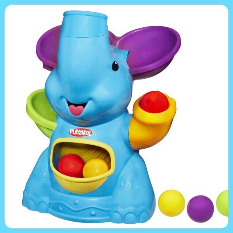 Elephant aeroball