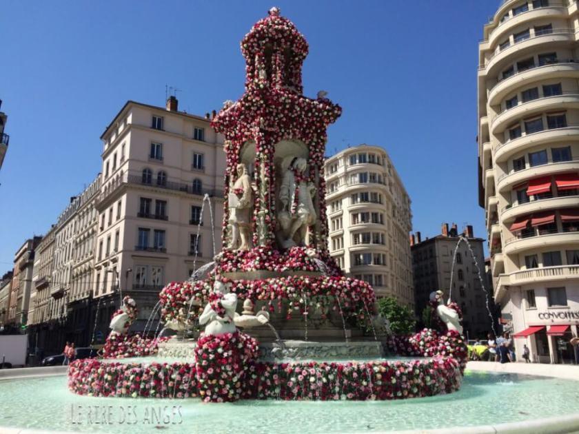 Le Festival de la Rose Lyon