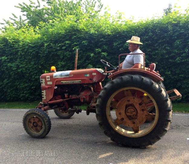 Défile Tracteur Torchefelon