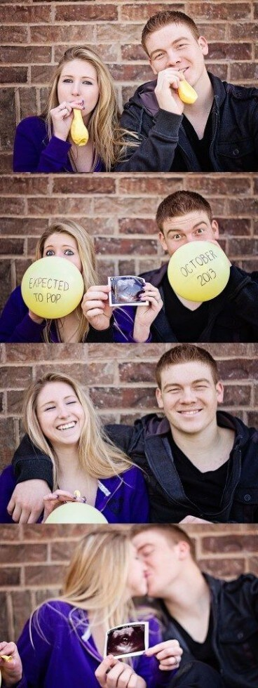 Annoncer sa grossesse