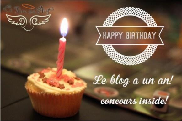 1 an Blog Le Rire des Anges