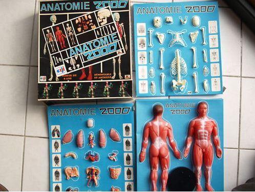les jouets de mon enfance