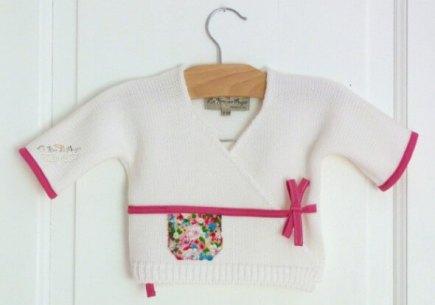 brassiere laine bebe vetement naissance
