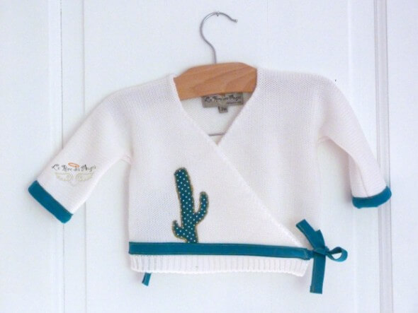 Brassiere bebe Cactus