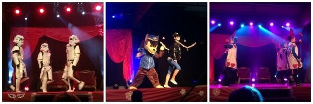 spectacle et vie danse