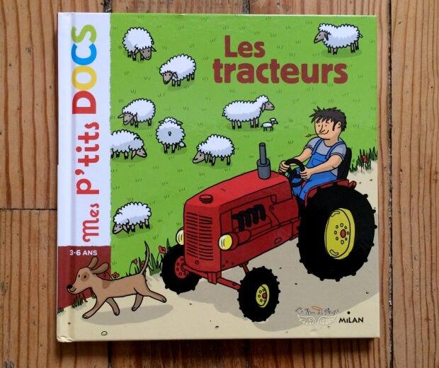 les tracteurs mes ptits docs