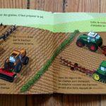 Les tracteurs Mes ptits docs (chut les enfants lisent)