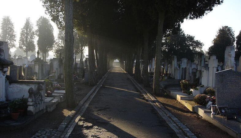 cimetière de la Guillotière