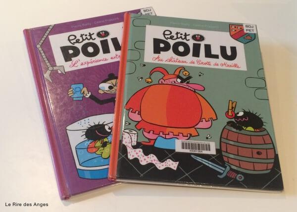Première BD pour enfant de 4 ans