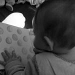 10 mois de ma fille, tout un monde!