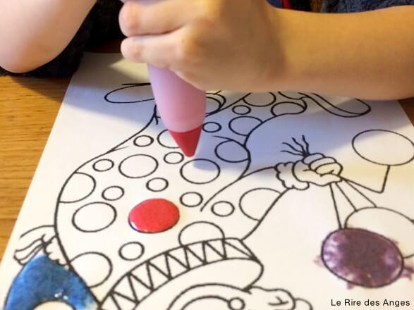 recette peinture gonflante