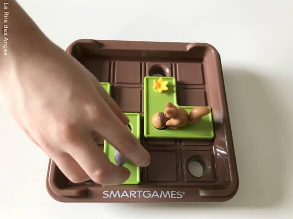 cache noisettes chez smartgames
