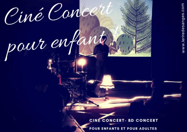 cine concert enfant