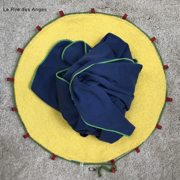 tapisac maillot bain serviette