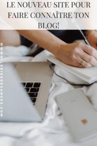 Faire connaitre ton blog sur les blogueuses