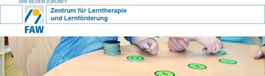 FAW_Zentrum fuer Lerntherapie und Lernfoerderung_Header 5