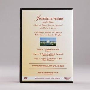 DVD du 31 mai 2008