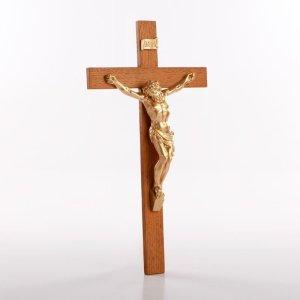 Crucifix en uréthane doré