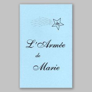manuel de l'armée de marie