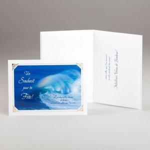 carte anniversaire-un souhait pour ta fête
