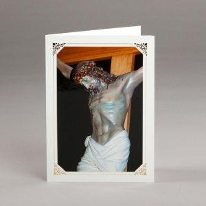 carte photos assorties-jésus crucifié