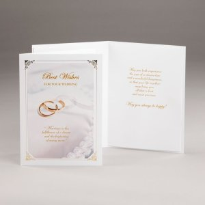 engagement or wedding card-wedding dream