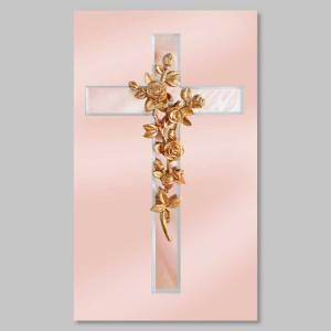 holy picture - the beflowered cross