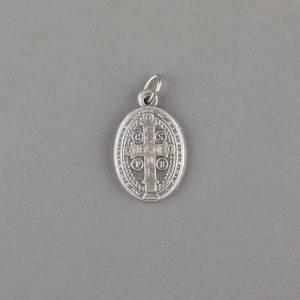 médaille saint benoît - revers