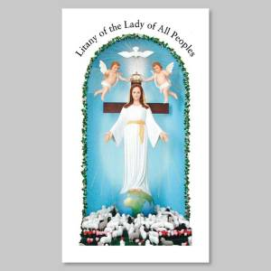 litany of the lady of all peoples - colors