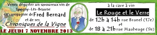 Chroniques de la Vigne 1