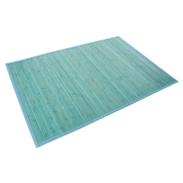 Alfombra bamb     natural CANT    N Ref  15644846   Leroy Merlin ampliar imagen