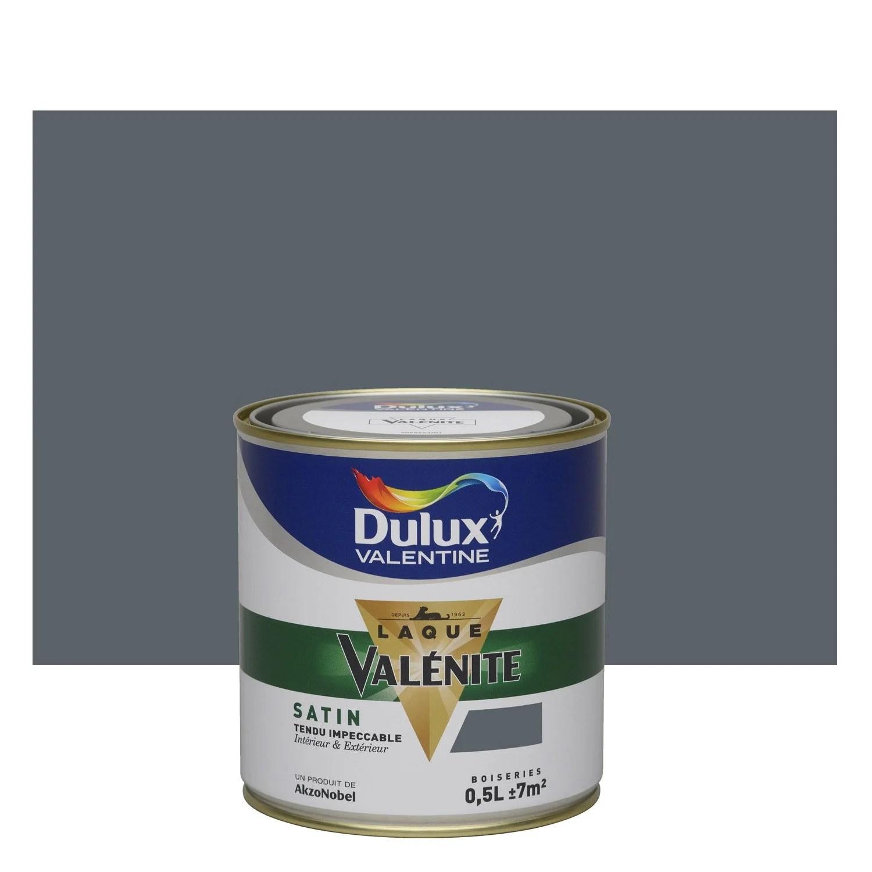 Peinture Gris Anthracite DULUX VALENTINE Valnite 05 L