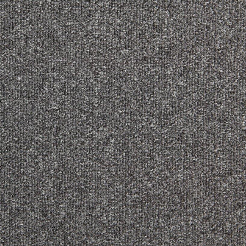 Dalle Moquette Boucle Diva Gris L50 X L50 Cm Leroy Merlin