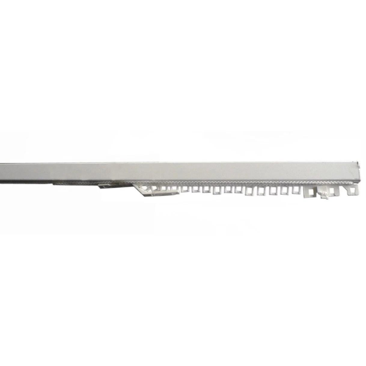 Rail Acier Classic Rail Blanc Laque L 160 Cm Ouverture