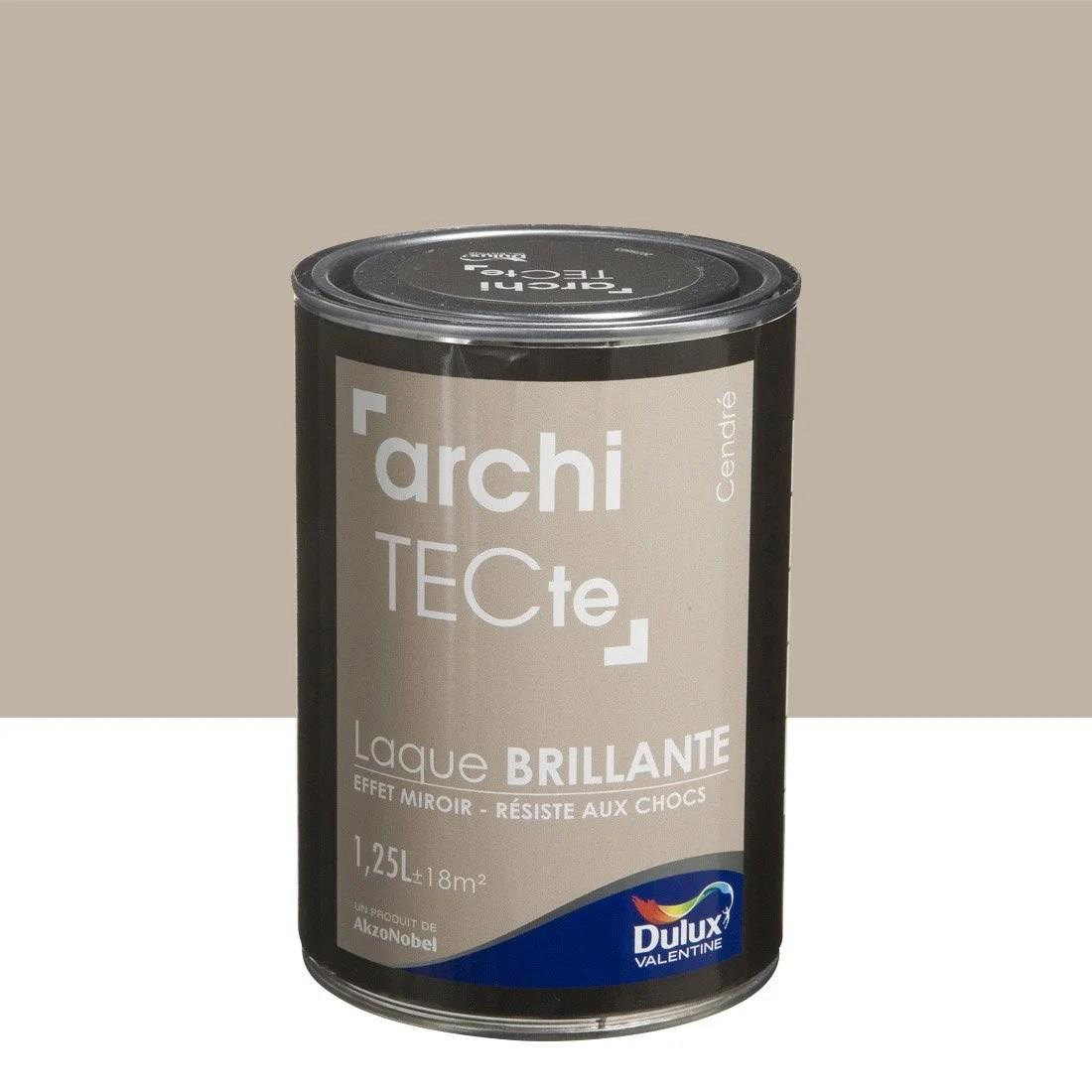 Peinture Brun Cendr DULUX VALENTINE Architecte 125 L