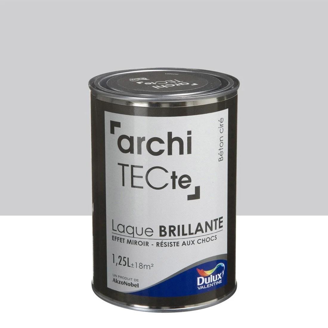 Peinture Gris Bton Cir DULUX VALENTINE Architecte 125 L