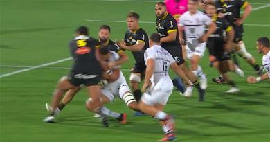 RUGBY.  Perilous recreation: Olivier Magne additional advocates for severity following Skelton case