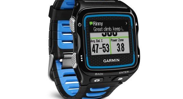 Forerunner 920 XT, la nouvelle montre de Garmin