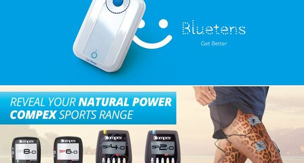 Test comparatif: Compex SP 8.0 Vs Bluetens