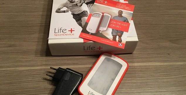 Life+ Sport device, gadget ou véritable outil de récupération ?