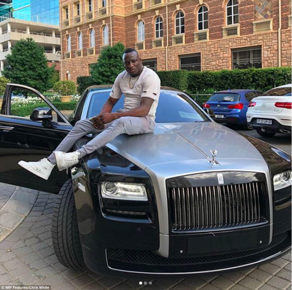 The Real Rich Kids Of Zimbabwe Silver Rolls Royces Bundles Of Cash