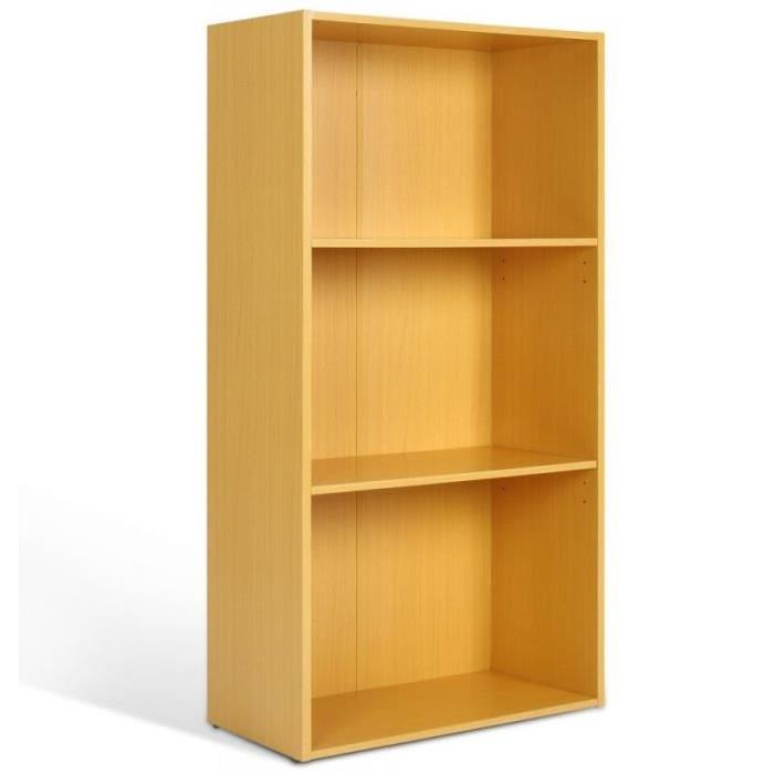 etagere bibliotheque meuble rangement