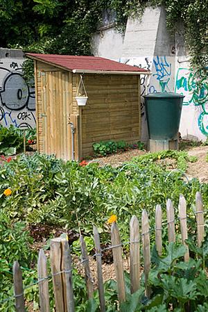 cabane de jardin les jardins ouvriers