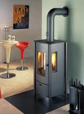 poele bois ou poele granul s que choisir diff rences bois pellet. Black Bedroom Furniture Sets. Home Design Ideas