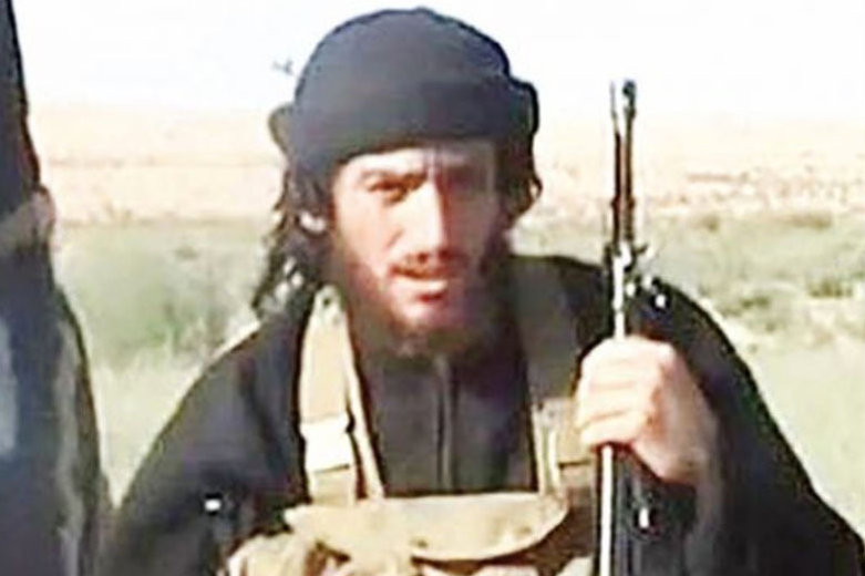 Abu Mohammed al-Adnani, porte-parole de l'État islamique, commande également une unité appelée Emni, qui est devenue à la fois une force de maintien de l'ordre interne et une branche des opérations extérieures.