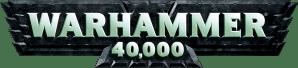 Warhammer 40,000 – Logo