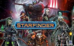 Starfinder – Wallpaper