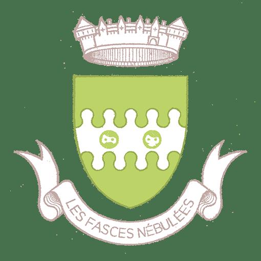Logo / Blason - Les Fasces Nébulées