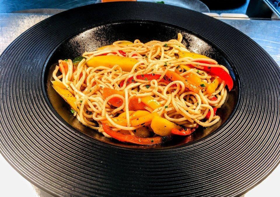 Le wok végétal des garçons bouchers!