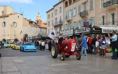 21 éme Paradis Porsche de Saint Tropez 2014